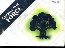 MTG MAGIC 1 PACK AP BOX PRERELEASE M15 VERT : CHASSEZ AVEC FORCE FR