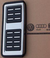 Audi A1 ab 2015 original S-Line Fußstütze footrest Pedalset Pedale S1 dead rest
