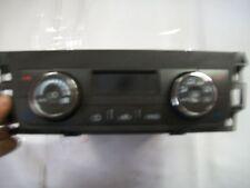 Heater A/c Control CADILLAC SRX 07