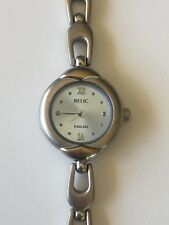 Working Ladies Silver Relic Watch CL