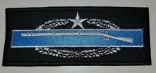 Combat Infantry Badge 2nd Award Patch