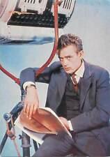 Postcard Famous actor movie star James Dean
