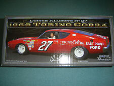 #27 Donnie Allison 1969 FORD TORINO COBRA NASCAR ICONS Legends 1/24 IN STOCK