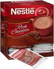 Nestle Hot Cocoa Mix Rich Chocolate 50 Count 0.71 Ounce Packets Delicious Drink