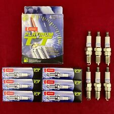 Set of 6: OEM DENSO Platinum TT Spark Plugs PT16TT 4511 *NEW IN BOX*