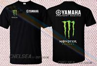 New Yamaha Factory Racing Team SUPERBIKE WSBK MOTORCYCLE MOTO GP T-SHIRT 27dk1