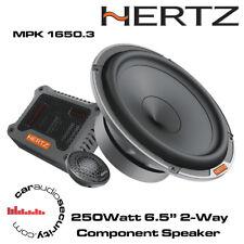 """Hertz Mille PRO MPK 1650.3 250 WATT 6.5"""" componente Altoparlante Set"""