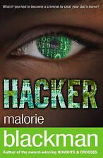 Hacker, Blackman, Malorie, Excellent Book
