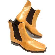 Samuel Windsor Western Handmade Chelsea Boots UK Size 7 EU 41 VGC RRP £149.99!