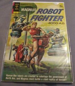 MAGNUS ROBOT FIGHTER (1963 Series)  (GOLD KEY) #32 Comics Book