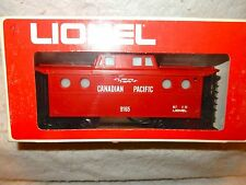 Lionel Canadian Pacific lighted caboose from SSS set of 1973 only! New with box
