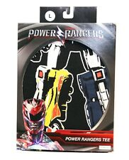 Saban's Power Rangers Tee Mens L Megazord Ranger Nation - BioWorld Exclusive NEW