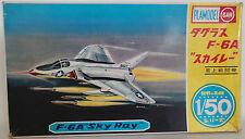 Aviation: F-6A sky ray 1/50 scale model kit fabriqué par san