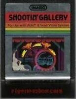Shootin' Gallery - Authentic Atari 2600 Game