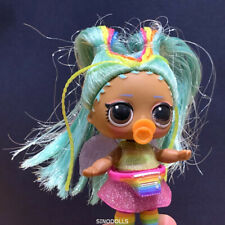 LOL Surprise Dolls Hairgoals Makeover Series 5 WAVE 2 - RAINBOW RAVER XMAS GIFT