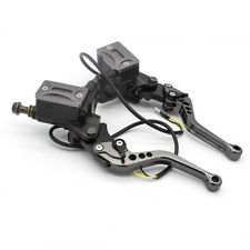 "22mm 7/8"" Hydraulic clutch Brake Pump Master Cylinder For HONDA 50-400cc SCOOTER"