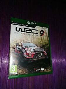 WRC 9 (xbox one) *sealed*