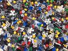 LEGO 50 Pezzi A caso Accessori Strumenti Capelli Armi Cappelli Visiere Gambe