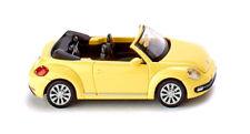 Wiking 002801 VW New Beetle Cabrio saturn yellow neu 1:87