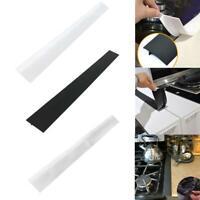 1Pcs Küchenherd Counter Gap Silikonabdeckung Füllstreifen Ofenschutzdichtung NEU