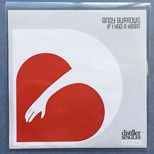 Andy Burrows - If I Had A Heart - Card Sleeve - Promo CD (ENA286)