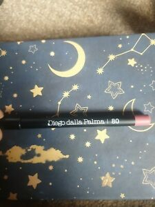 diego dalla palma Lip Pencil In Shade 80 Pinky/Nude New