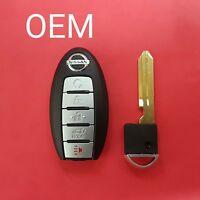 OEM 2015-2018 Nissan Murano Platinum Smart Key Remote Start 5B KR5S180144014