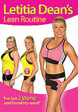 Letitia Dean - Lean Routine DVD WORKOUT AEROBICS AND TONING