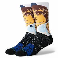 STANCE x STAR WARS LUKE SKYWALKER Socks, Size Large (UK8-11), Ltd Edition