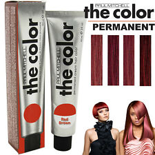 Paul Mitchell THE COLOR Permanent Cream Hair Color 3oz 4R 5R 6R 5RR RED RED