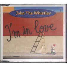 John The Whistler CD'S I'm In Love Sigillato 4009880599655
