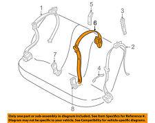 BMW OEM 00-01 X5 Rear Seat Belt-Center Middle 72118259014