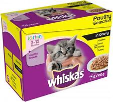Whiskas Kitten Food Selection Pack | Cats