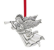Lenox Hark the Herald Angel Silver-plated Ornament