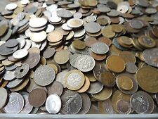 BULK LOT / COLLECTION OF WORLD COINS - 800 GRAMS / MINIMUM 160 COINS - Bx
