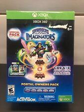 Skylanders Imaginators: Portal Owners Pack Walmart Exclusive Microsoft Xbox 360