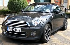 2012 (62) MINI Cooper 1.6 Coupe 3dr Chili Pack Start Stop Manual - High Spec Car