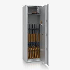 Waffenschrank Pistolenschrank EN 1143-1 Klasse I, 8 Waffenhalter + Innentresor