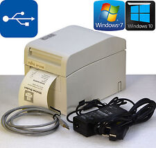 BONDRUCKER KASSENPRINTER FUJITSU FP510II MIT USB RS-232 FÜR WINDOWS XP 7 8 10