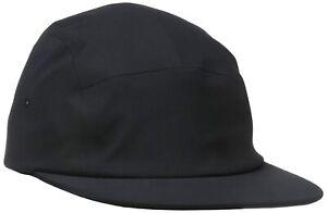 Herschel Supply Co. Black Glendale Seamless 5 Panel Hat One Size TD100 LL 07