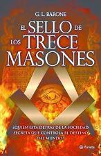 El Sello de Los Trece Masones (Paperback or Softback)