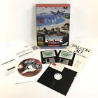 """1993 Empire Deluxe New World Computing 3.5"""" Hd Floppy Disks Ibm / Pc 286 Ms-dos"""