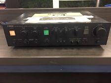 Yamaha C-4 Pre-Amp/Processor Amplifier