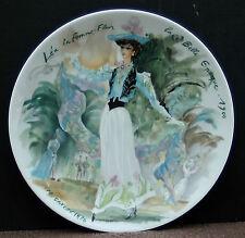 """Sammelteller von D Arceau Limoges """" Lea la Belle Epoque 1900 """" !!! Nr. 1"""