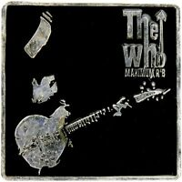 The Who - Maximum Belt Buckle