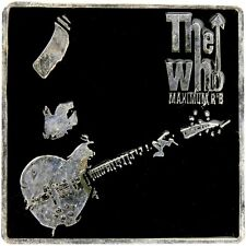 The Who - Maximum Belt Buckle