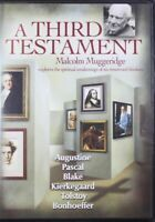 A Third Testament Malcolm Muggeridge Explores Spiritual Awakenings NEW DVD