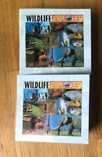 WILDLIFE EXPLORER Lot 2 Binders Over 500 Cards Great Shape 506 Science