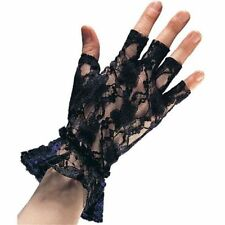 Unbranded Lace Costume Gloves