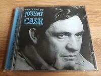 JOHNNY CASH the best of johnny cash (CD, Compilation) Country Rock, very good,